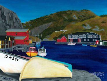 boats of quidi vidi