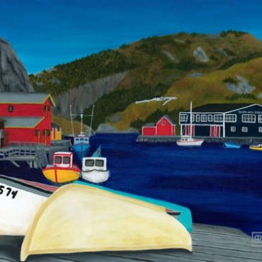 boats of quidi vidi