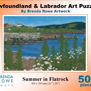 flatrock puzzle