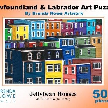 jellybean houses puzzle