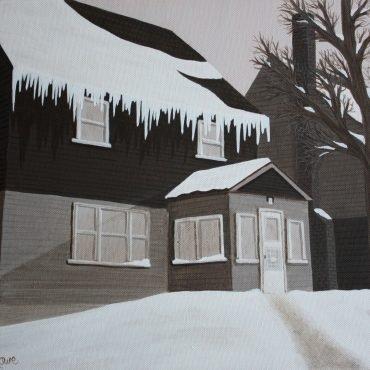 icicle shadows
